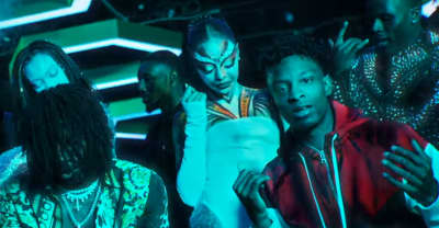 "Watch SahBabii and 21 Savage's video for ""Outstanding"""