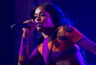 """Azealia Banks shares holiday track """"Icy Colors Change"""""""