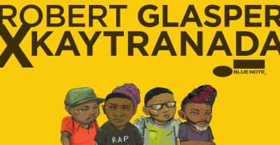 Listen to Robert Glasper and Kaytranada's The Artscience Remixes