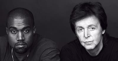 "Paul McCartney Says That Kanye West's ""All Day"" Riff Came From A Picasso Painting"