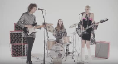 "Watch Sunflower Bean's Video For ""Come On"""