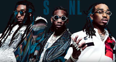 Watch Migos perform on Saturday Night Live