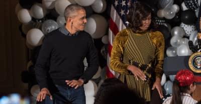 "Watch President Obama Sing ""Purple Rain"" And Dance To ""Thriller"""