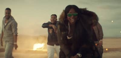 "Watch Fat Joe, Remy Ma, And French Montana's ""Cookin"" Video"