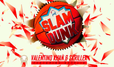 "Skrillex Releases ""Slam Dunk"" With Valentino Khan"