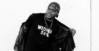 "Eric Biddines Announces His Arrival With The ""Whole Trunk"" Music Video"