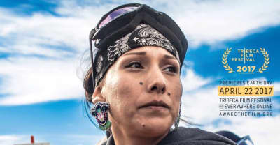 This Documentary About Water Protectors At Standing Rock Is Premiering At The Tribeca Film Festival