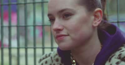 Watch Star Wars's Daisy Ridley in a Wiley video from 2013