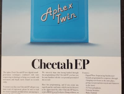 Aphex Twin Teases New EP With Newspaper Advertisement