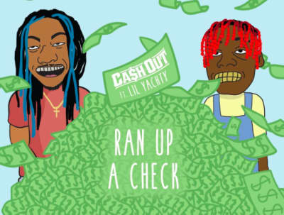 "Hear Ca$h Out's ""Ran Up A Check"" Featuring Lil Yachty"