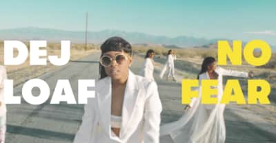 "DeJ Loaf Shares New Video For ""No Fear"""