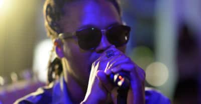 Lupe Fiasco released two new songs