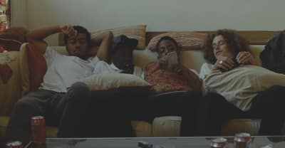 """Watch The Music Video For Mura Masa And A$AP Rocky's """"Love$ick"""""""