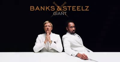 "Banks & Steelz Announce Album Release Date And Share ""Giant"""