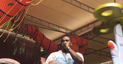 Watch A$AP Ferg Perform At MoMA PS1 Warm Up