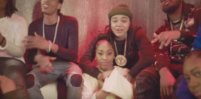 "Watch Young M.A's New Video For ""Hot Sauce"""