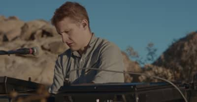 Floating Points Announces Short Film, Reflections - Mojave Desert