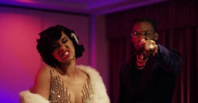 "Cardi B And Offset Stunt Together In The New Video For ""Lick"""