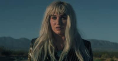 "Kesha shares ""Hymn"" video, partners with United We Dream"