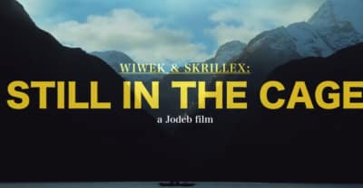 "Watch The Trailer For Skrillex And Wiwek's Short Film ""Still In The Cage"""