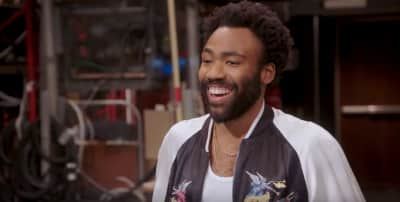 Donald Glover's Saturday Night Live promo is here