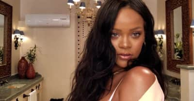Watch Rihanna do her makeup in 10 minutes