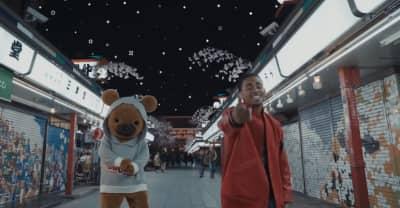 """Watch Ozuna tour Tokyo in the """"Síguelo Bailando"""" video"""