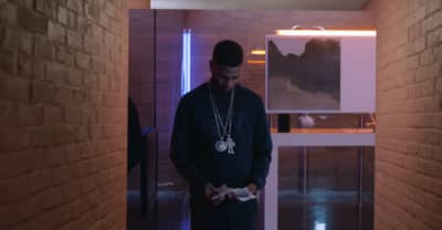 """Nines Connects With J Hus For The """"High Roller"""" Video"""