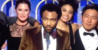 Donald Glover Shouted Out Migos In His Golden Globe Acceptance Speech For Atlanta