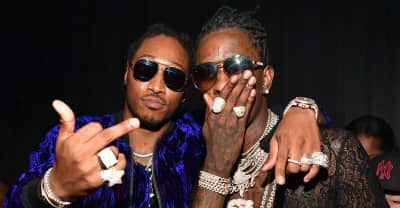 Future and Young Thug's Super Slimey debuts at No. 2