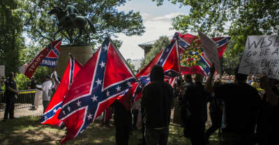 Thousands Of Nazis And White Supremacists Participated In A Rally At The University Of Virginia