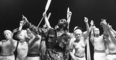 """2 Chainz Gets Surreal In The Video For """"Trap Check"""""""