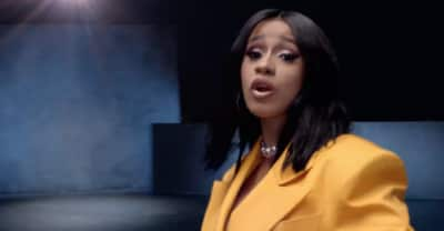 """Cardi B teams up with Maroon 5 on """"Girls Like You"""""""