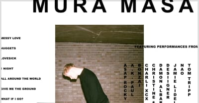 "Mura Masa Enlists Desiigner For ""All Around The World"""