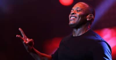 """New Dr. Dre Song """"Gunfire"""" Features In The Defiant Ones"""
