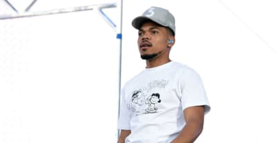 Chance The Rapper says he and Kanye West are making an album in Chicago