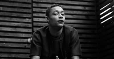 """Loyle Carner: """"Because I Was Dyslexic, I Was Always Told I Shouldn't Write"""""""
