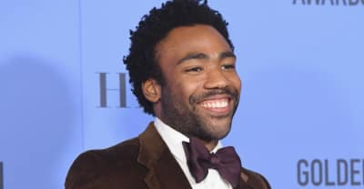 Donald Glover Compared Migos To The Beatles At His Golden Globes Press Conference