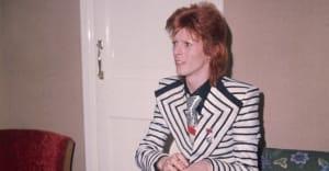 David Bowie's first demo found in a bread basket