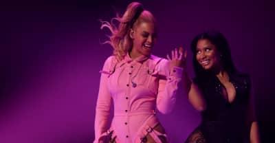 Nicki Minaj ties Beyoncé for most Top 10 entries among women in Billboard's Mainstream R&B/Hip-Hop chart