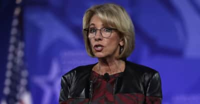 """Devos' Choice For Top Civil Rights Office Position Has Called Programs Designed For Minority Students """"Discriminatory"""""""