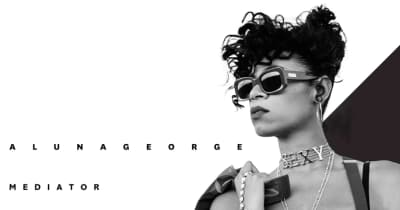 "Listen To New AlunaGeorge Song ""Mediator"""
