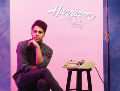 """Harrison Shares """"So Far From Home,"""" A Groovy New Bop From His Upcoming Album"""