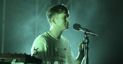 Watch James Blake Bring Out Bon Iver And Vince Staples At Glastonbury