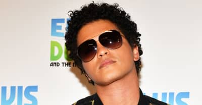 Bruno Mars Donates $1 Million From Michigan Show To Flint Water Crisis