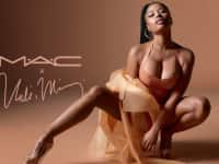 Nicki Minaj Shares New Collaboration With MAC