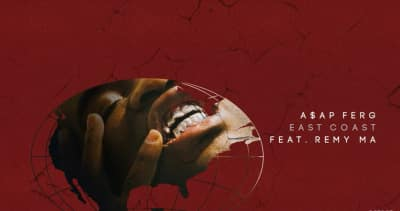 "A$AP Ferg And Remy Ma Team Up For ""East Coast"""