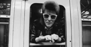David Bowie honored with limited edition MetroCards