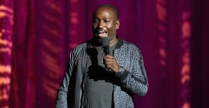 "Hannibal Buress following Miami arrest: ""I'm good"""