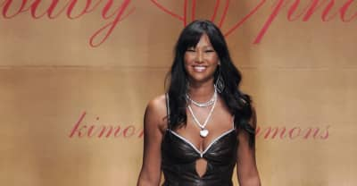 Kimora Lee Simmons Turned Her Culture Into A Billion-Dollar Fashion Brand. Now She Says A Little Credit Is Due.